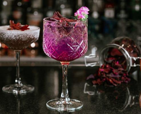Cocktails at Hugo's Hotels